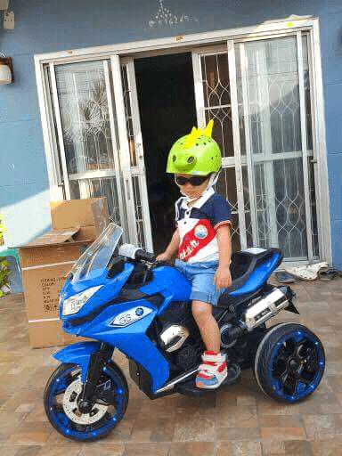 Những điều bạn nên biết về xe máy điện cho bé 3