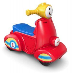 Những tiện ích của chiếc xe chòi chân em bé 3