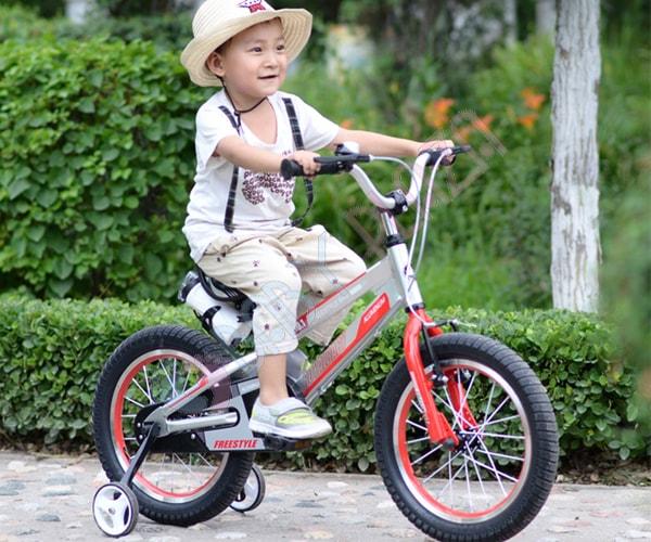 Cách lựa chọn xe đạp cho bé theo từng độ tuổi 5