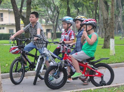 Cách lựa chọn xe đạp cho bé theo từng độ tuổi 6