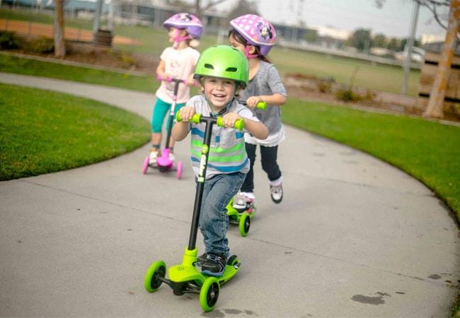 Xe trượt Scooter trẻ em và những điều cần biết 1