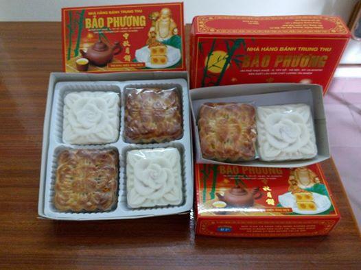 Tiệm bánh trung thu cổ truyền Bảo Phương