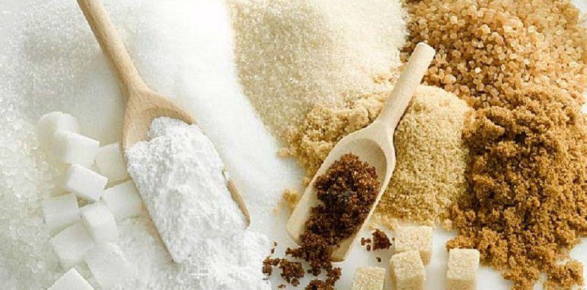Các loại đường hiện nay để làm bánh