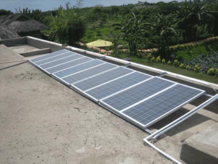 Tiện ích của năng lượng mặt trời