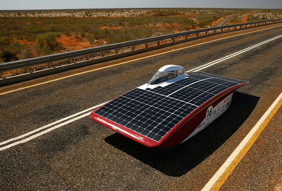 ứng dụng năng lượng mặt trời trong cuộc sống