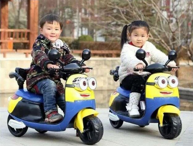 Những điều bạn nên biết về xe máy điện cho bé 4