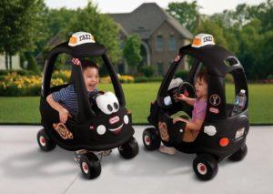 Những tiện ích của chiếc xe chòi chân em bé 1