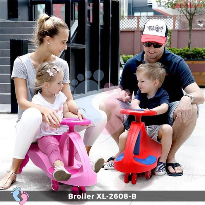 Xe lắc trẻ em và những điều bố mẹ nên biết 3