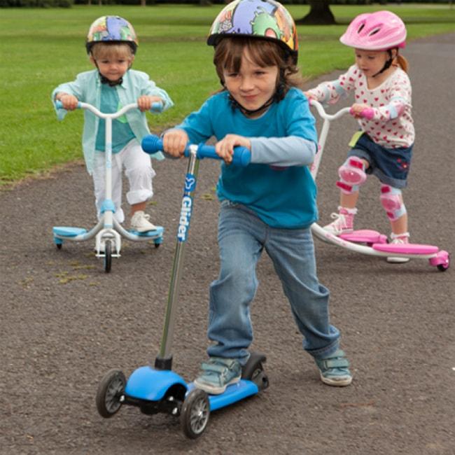 Xe trượt Scooter trẻ em và những điều cần biết 2