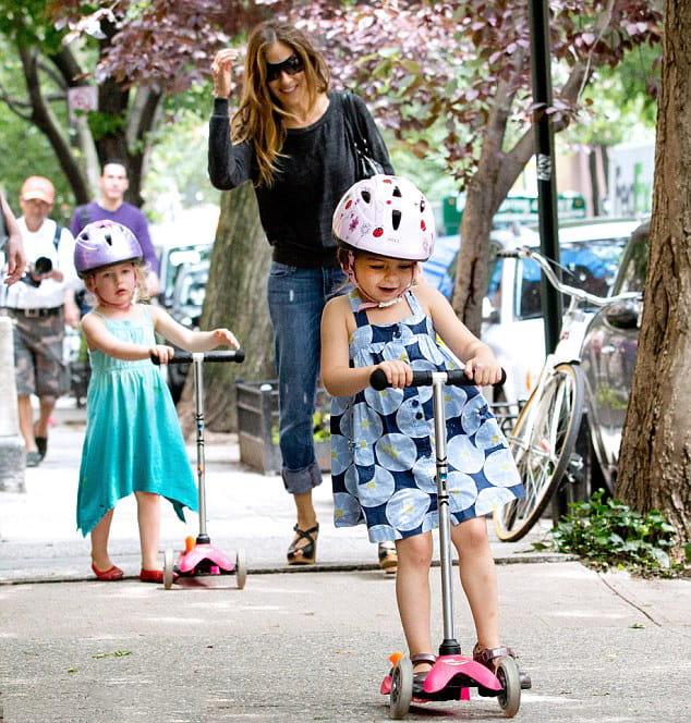 Xe trượt Scooter trẻ em và những điều cần biết 5