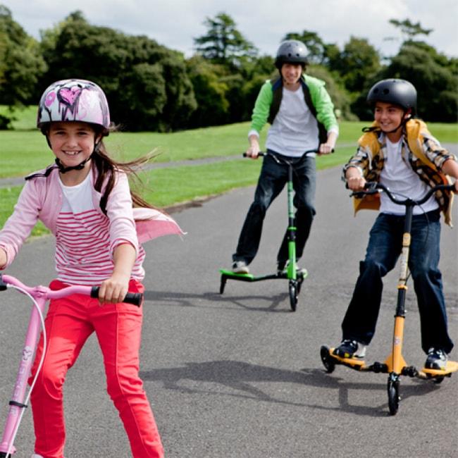Xe trượt Scooter trẻ em và những điều cần biết 4