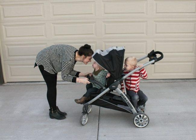 mua xe đẩy em bé