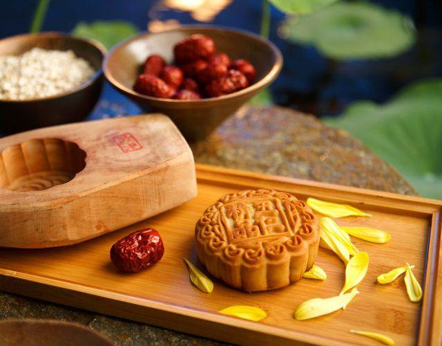Các mẫu khuôn bánh trung thu làm bằng gỗ