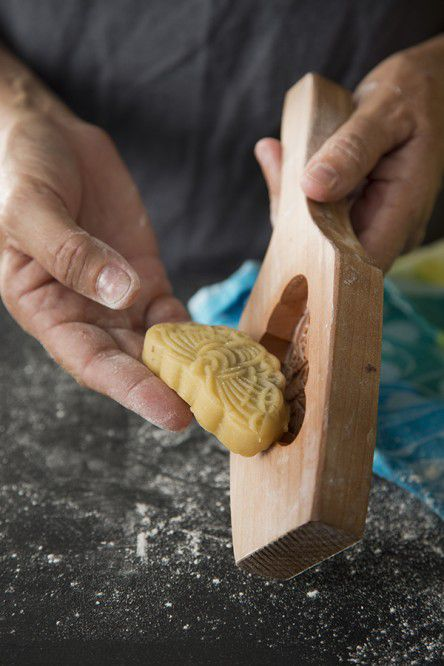 Cách làm bánh trung thu hình con vật