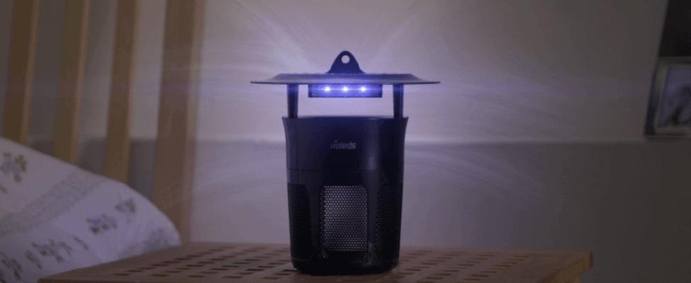 Chất liệu vỏ đèn diệt muỗi