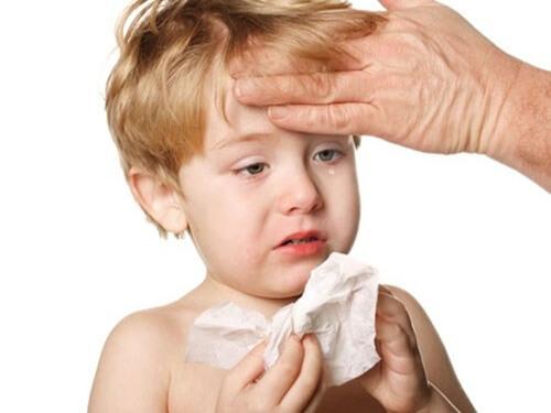 trị cảm cúm cho trẻ