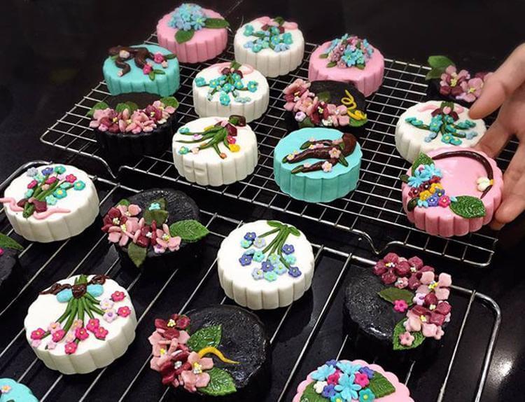 Nguyễn Bích Thủy là chủ xưởng bánh Mẹ Nghé homemade